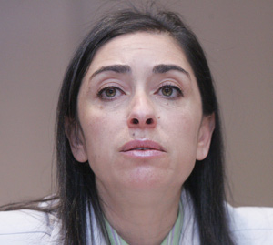 Yasmina Baddou : «J'ai pris cette décision en toute responsabilité»