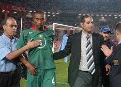Le Maroc rate le mondial