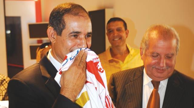 Badou Zaki : «J ai répondu présent au WAC pour venir  à la rescousse de cette équipe»