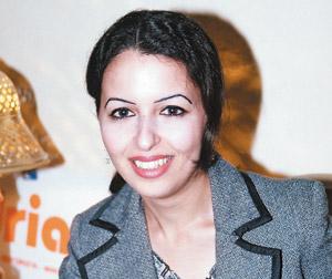 Portrait : Bahija Chaibi, la passionnée du micro