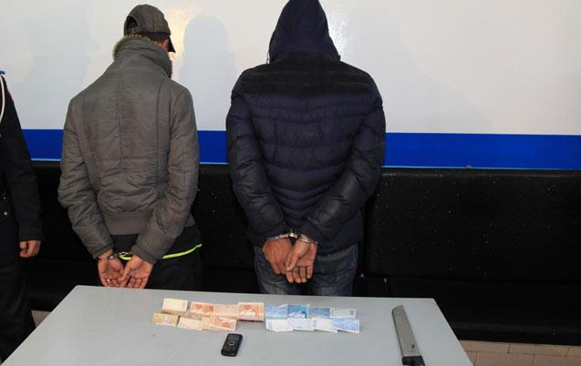 Casablanca : Démantèlement d'une bande de malfaiteurs qui ont volé un petit taxi