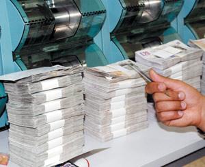 Le blanchiment d'argent sanctionné