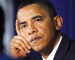 Etats-Unis : Les Américains n'ont pas confiance en Obama