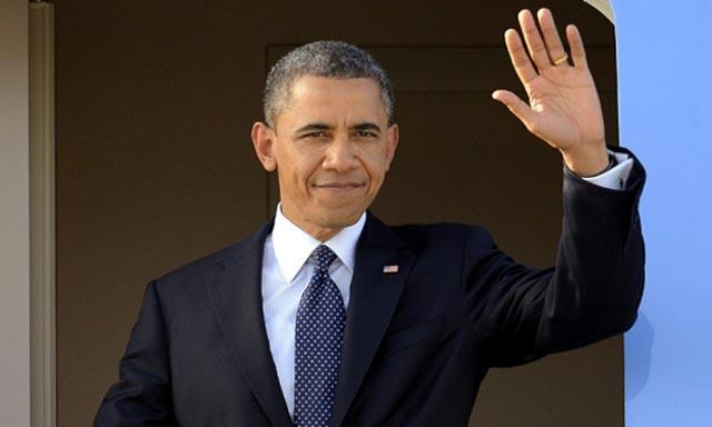Barack Obama réélu pour un deuxième mandat de quatre ans à la Maison Blanche