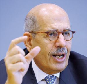 Égypte : El Baradei appelle au boycott des prochaines élections