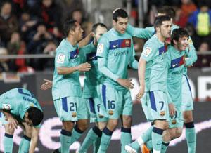 Championnat d'Espagne : Un Barça à la hauteur distance le Real Madrid