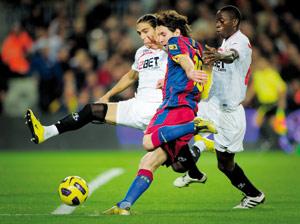 Championnat d'Espagne : La remontée du Real, la démonstration du Barça