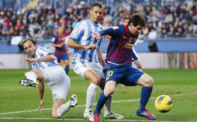 Le Barça achève le suspense