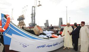 Une enveloppe de 12 MDH pour le remplacement de 197 barques