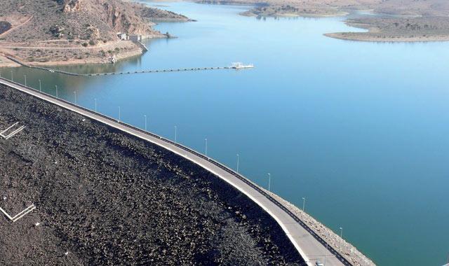 Barrages : Un taux de remplissage de 64,9% au 3 décembre 2015