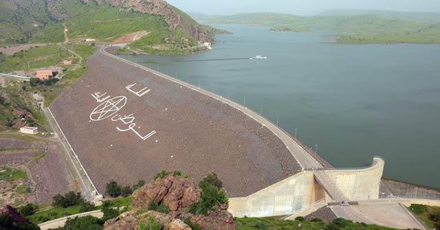 Les retenues des barrages dépassent pour la première fois celles de l'année dernière