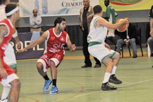 Basket-ball : le FUS concède sa 2ème défaite à domicile