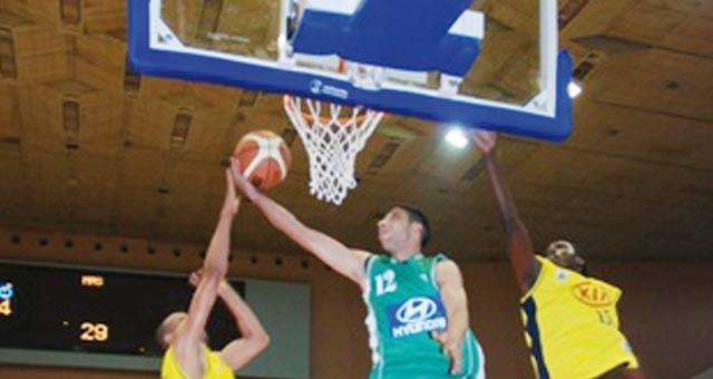 Coupe du Trône  de basket-ball :  WAC-MAS et  ASS- RSB pour  une place en finale