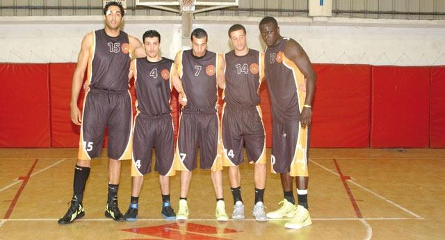 Basket-ball : Finale retour RSB-WAC, La toute première des Berkanis