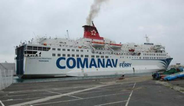 Suspension pour le deuxième jour des liaisons maritimes entre Algésiras et Tanger