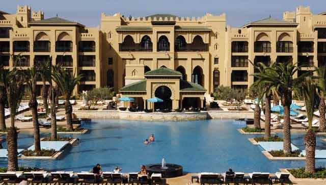 Mazagan Beach & Golf Resort: Augmentation du taux d occupation de 18% par rapport à 2011