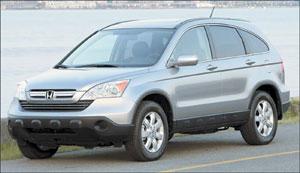 Automobile : Honda CR-V : le troisième du nom