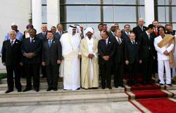 Ligue arabe : Sommet sans sommités