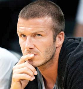 David Beckham retrouve sa famille