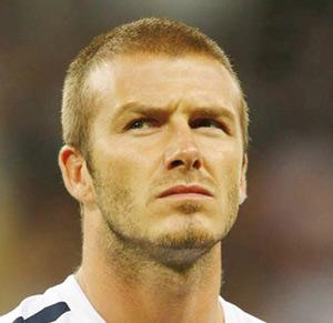 Coupe du monde : David Beckham dépose le dossier de candidature de son pays