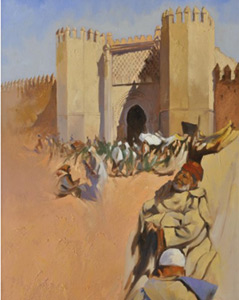 Le patrimoine du Maroc selon Bellamine et Moussik
