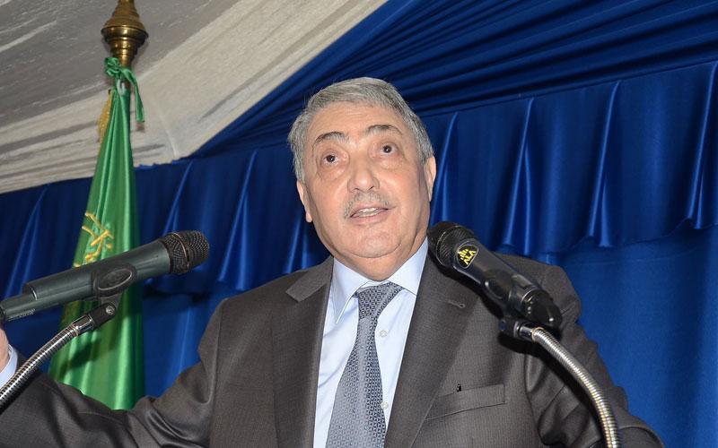 Alg rie ali benflis cr e son parti politique aujourd for Ministere exterieur algerie