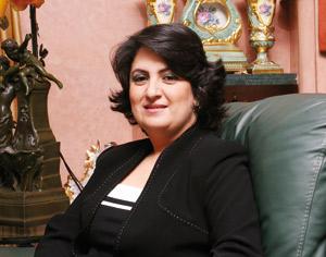 Latifa Benhalima : «Je suis à la fois moderniste et traditionnelle»