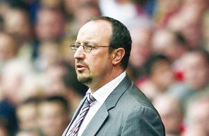 Rafael Benitez déterminé à aller sur les pas de Mourinho