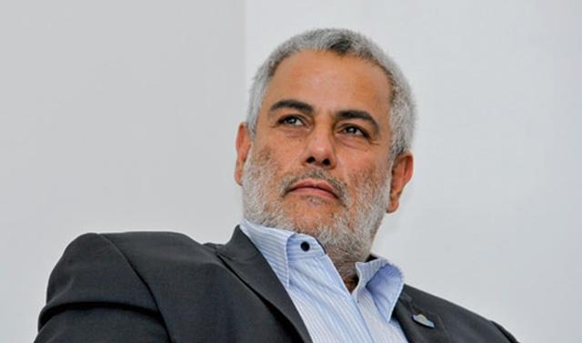 Abdelilah Benkirane sur la chaîne Al-Jazeera