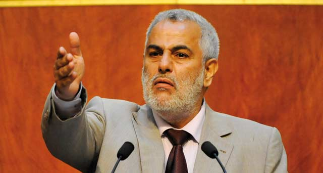 L'opposition boycotte Benkirane  au Parlement