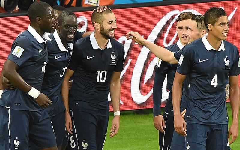 Coupe du monde 2014 : Benzema porte la France contre le Honduras