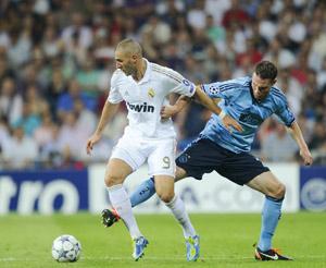 Ligue des Champions : Le Real mate l'Ajax