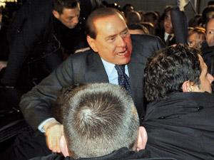 Italie : «Lacunes préoccupantes» dans la sécurité de Berlusconi