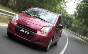 Suzuki : Bénéfices doublés durant le premier semestre