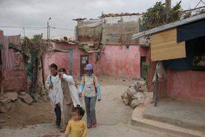 Pas de prestations de base pour les enfants pauvres des villes