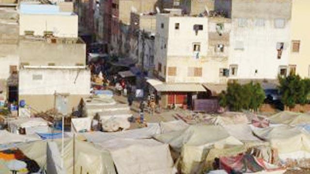 Prolifération de bidonvilles : Suspension  d un cheikh et d un moqadem  à Casablanca