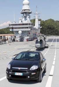 Fiat Punto Evo : Toujours grande, mais plus évoluée