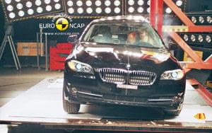 Euro NCAP : trois nouveautés «crashées»