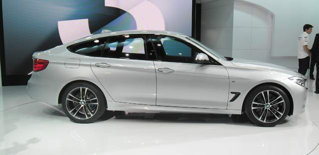 BMW : Nouvelle variante pour la Série 3