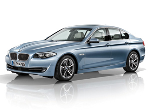 BMW ActiveHybrid 5 : Pour les managers écolos