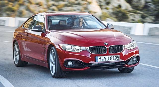 Nouvelle BMW Série 4 Coupé : La munichoise se veut dynamique et écolo