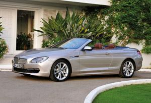 BMW Série 6 Cabriolet : Un yacht pour la route