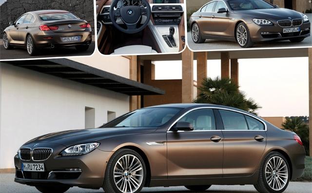 BMW Série 6 Gran Coupé : Une entrée par la grande porte !