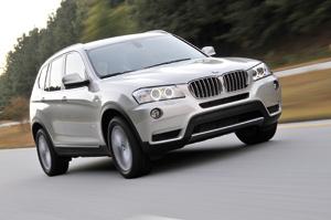 Nouveau BMW X3 : La chasse est ouverte