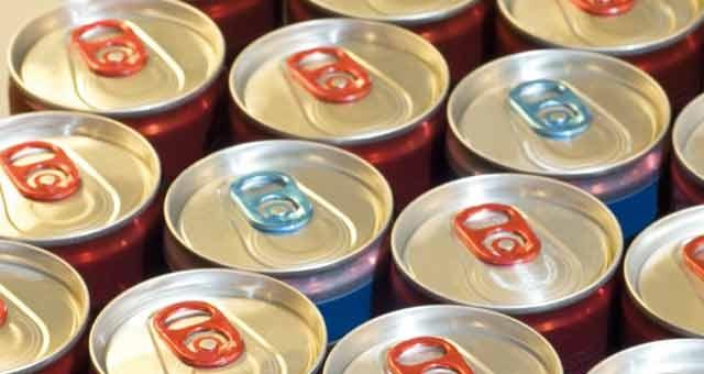 Les boissons énergisantes, un danger pour la santé
