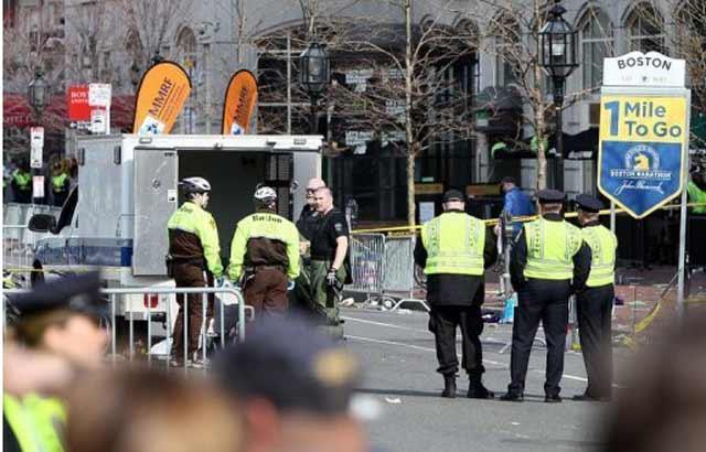 Explosions de Boston : trois morts et plus d'une centaine de blessés