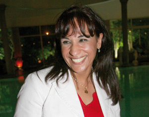 Amina Bouayach : «Je n'ai jamais réussi à faire du baghrir»