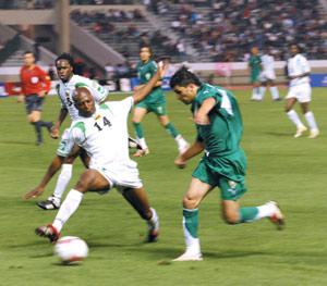 CAN 2008 : Les Lions imposent leur loi