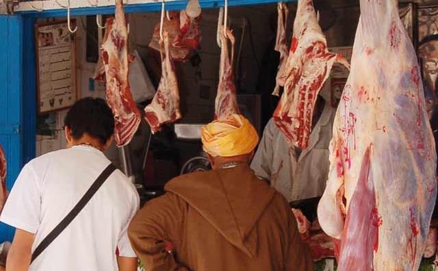 Les prix des viandes ont grimpé  de 1,7% en juillet