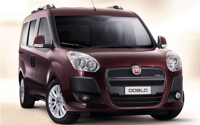 Fiat Doblo : doublement polyvalent